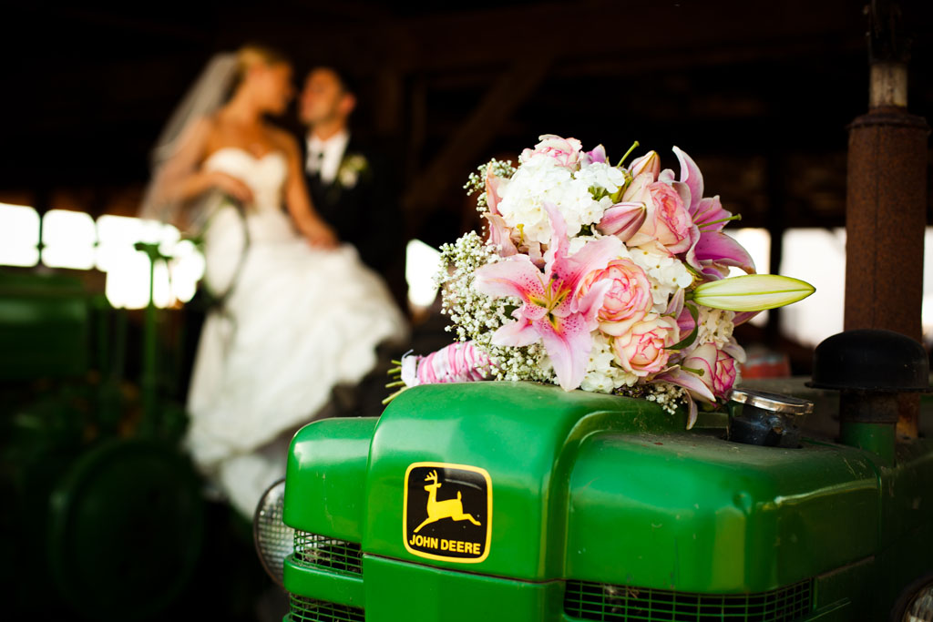 Oregon Country Wedding