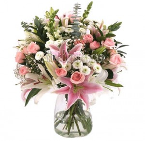 mothers day flower arrangement 300x291 mothers day flower arrangement
