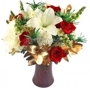 red rose white lily flowers delivery 300x291 red rose white lily flowers delivery
