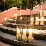 Wedding Decoration with Candle