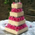 7 Ways Cake Flowers 150x150 7 Ways to Use Flowers in Your Wedding