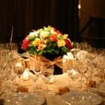 Centerpieces 2 150x150 Creating the Perfect Sweetheart Table for the Bride and Groom