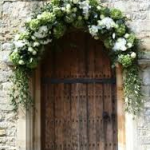 Door Arches 150x150 4 Ideas To Add Floral Decor To Your Entryways