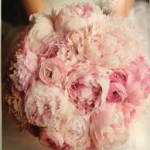 Monochromatic Pink Bouquet 150x150 Choosing a Monochromatic Bridal Bouquet