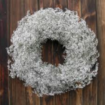Wreath 150x150 4 Ideas To Add Floral Decor To Your Entryways