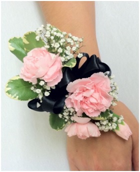 Corsages with Carnations