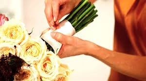 How to a Make Bridal Bouquet