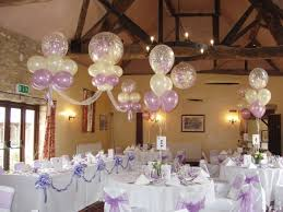 Wedding on a budget Balloons