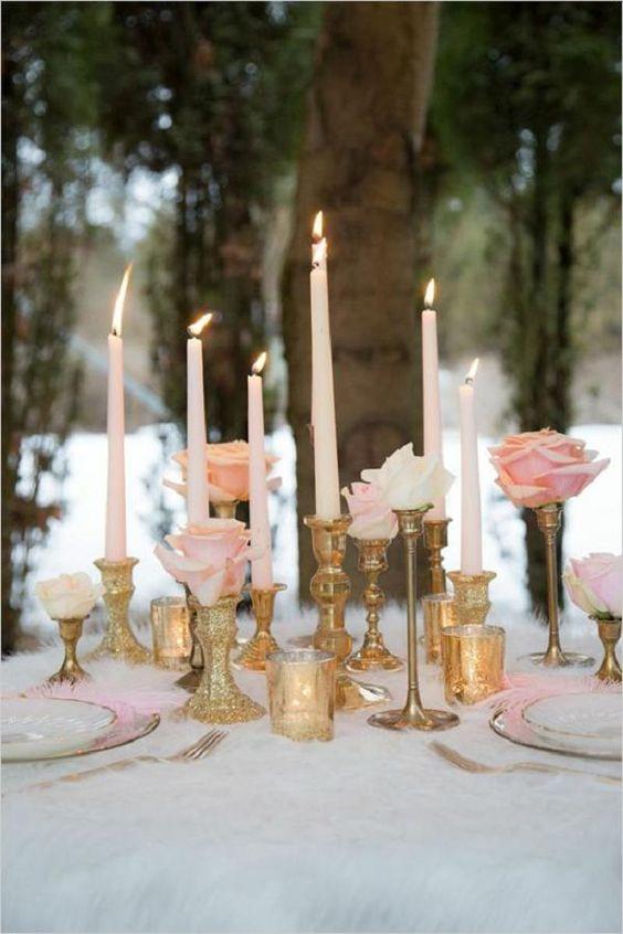 Candlestick Rose