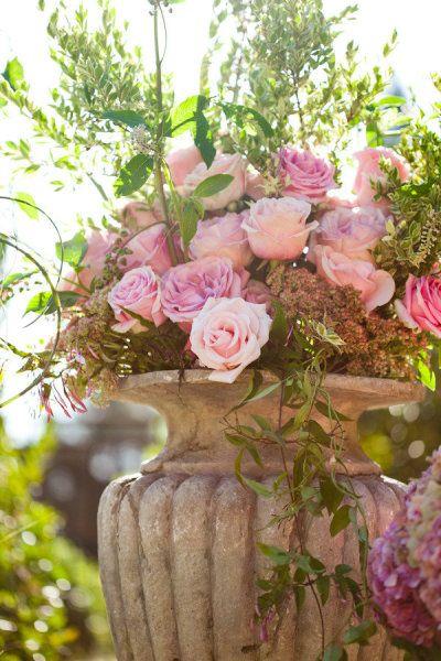 Urn of Roses