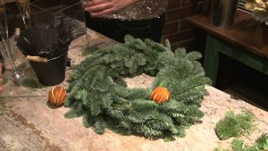 Wholesale Christmas Wreaths Fresh Bulk