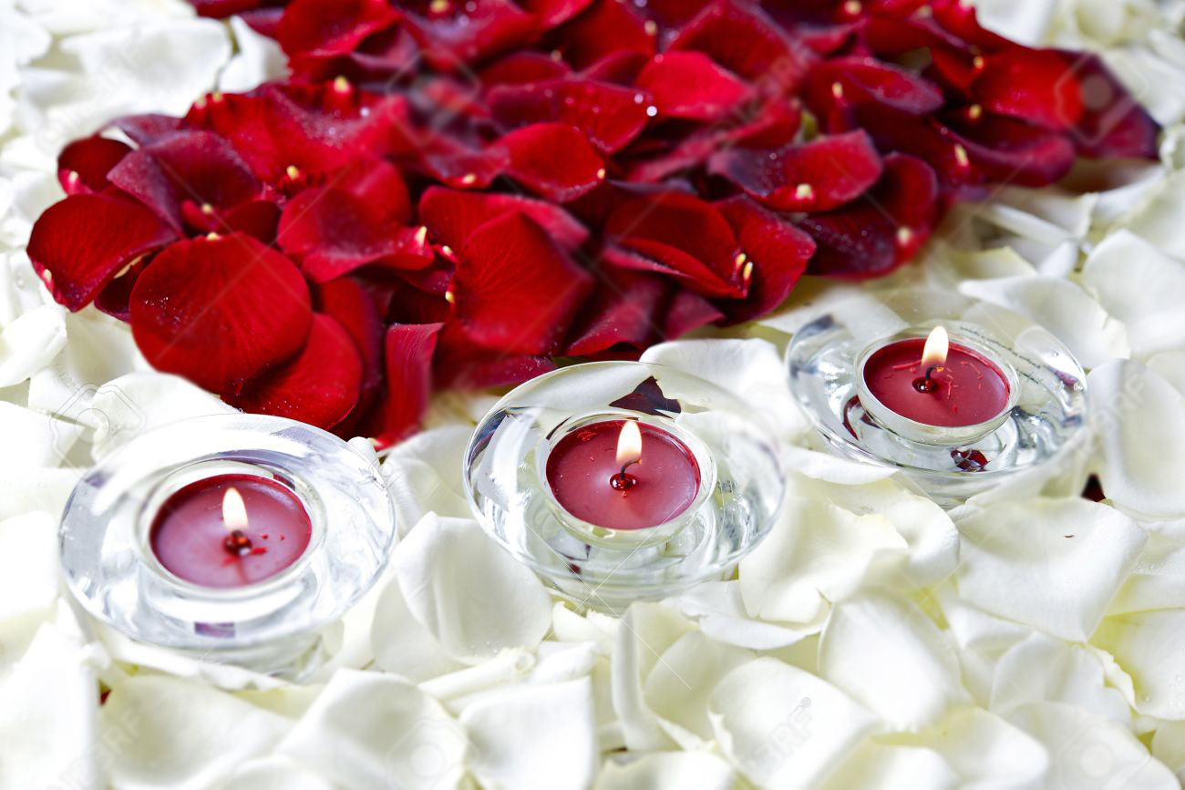 The exquisite wedding decoration with bulk rose petals mightylinksfo