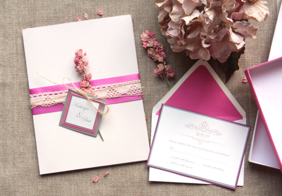 DIY Invitation Cards