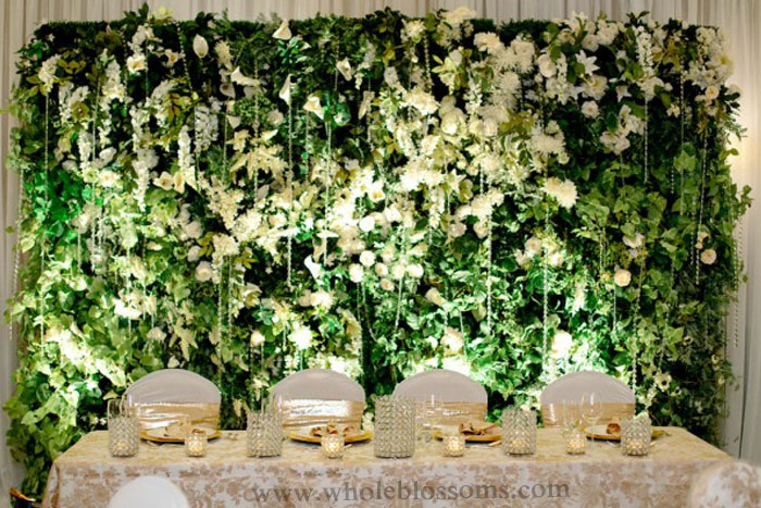Floral walls