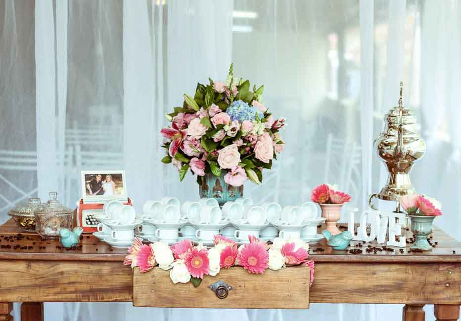 How To Make Beautiful Elegant Wedding Centerpieces