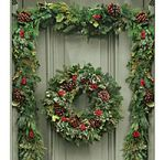 Garland, Wreaths and Swags