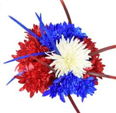 Always Remember Memorial Day Flower Arrangement
