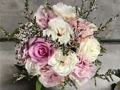 Garden Roses for Stylish Weddings