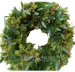 Berry Mix Wreath