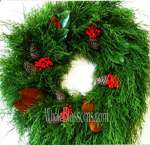 Cedar Berry Mix Wreath