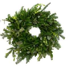 Evergreen Fresh Christmas Wreaths