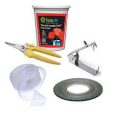 Floral Design and Supply Kit - Medium