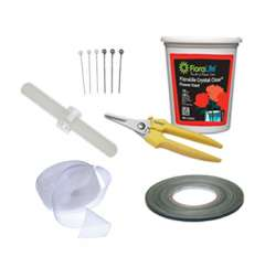 Floral Design Corsage Supply Kit