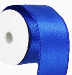 "1/8"" Double Face Satin Ribbon - Royal Blue"
