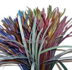 Lily Grass Metallic Mix Christmas Flower Filler