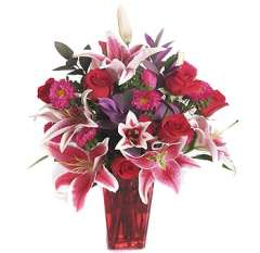 Venetian Affair Flowers