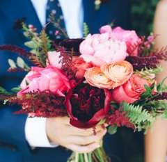 Simple And Romantic DIY Wedding Flowers Package