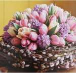 Sweet And Romantic Spring Arrangement