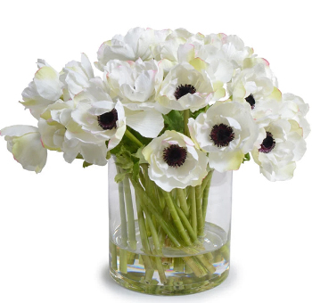 Anemone Flower Arrangement