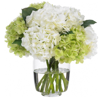 Assorted Hydrangea Bouquet - Choose your colors
