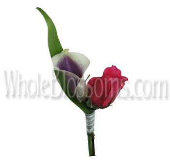 Tie The Know Boutonniere 20