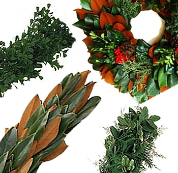 Buy Wholesale Garlands and Wreaths