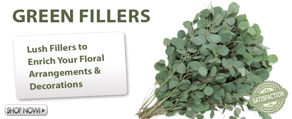 Premium Greens, Branches & Fillers