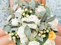 Hypericum for Wedding Bouquets