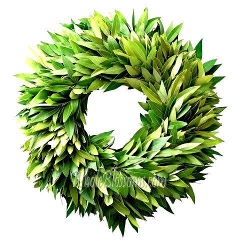 Bayleaf Wreaths Flower