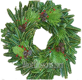 Fraser Mix Wreath