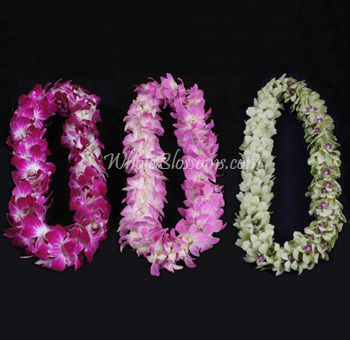 Leis Assorted Double