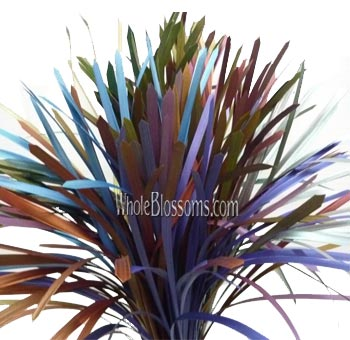 Lily Grass Metallic Assorted Flower Filler