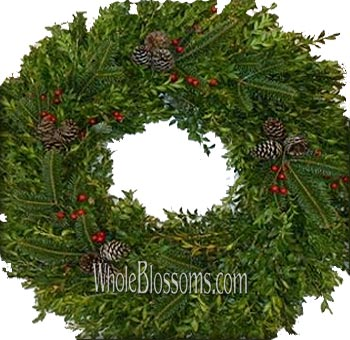 Boxwood Mix Wreaths