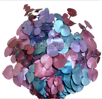 Eucalyptus Mix Metallic Flower Filler