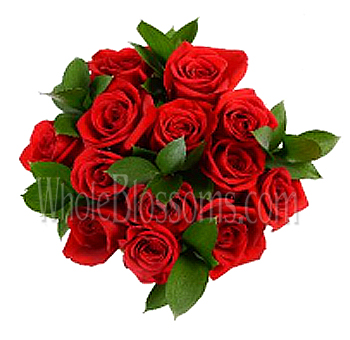 Red Romance Rose Centerpieces