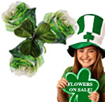 St Patricks Day Flowers