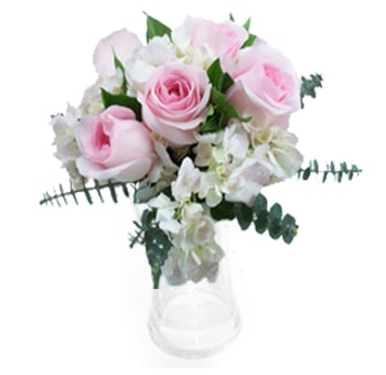 Light Pink Rose Bouquets