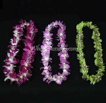 Fresh Leis Assorted