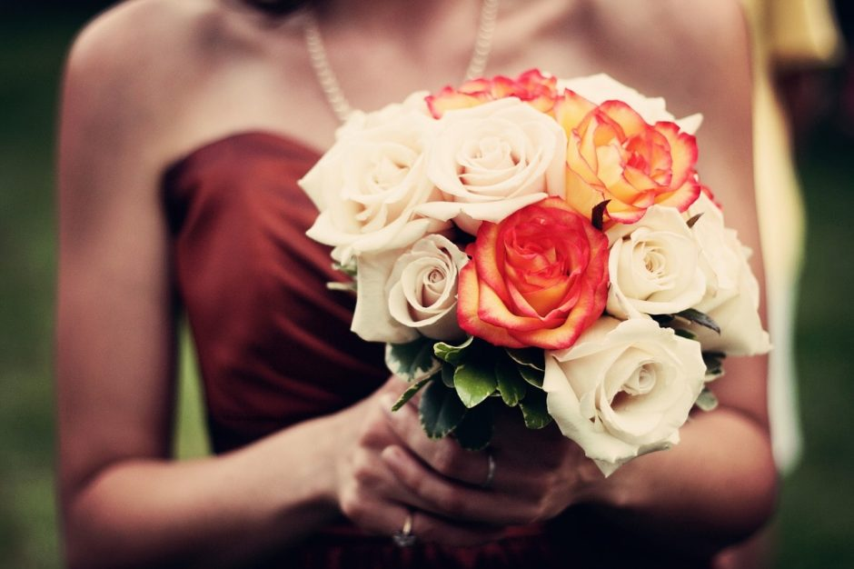 DIY Weddings Rose Bouquet