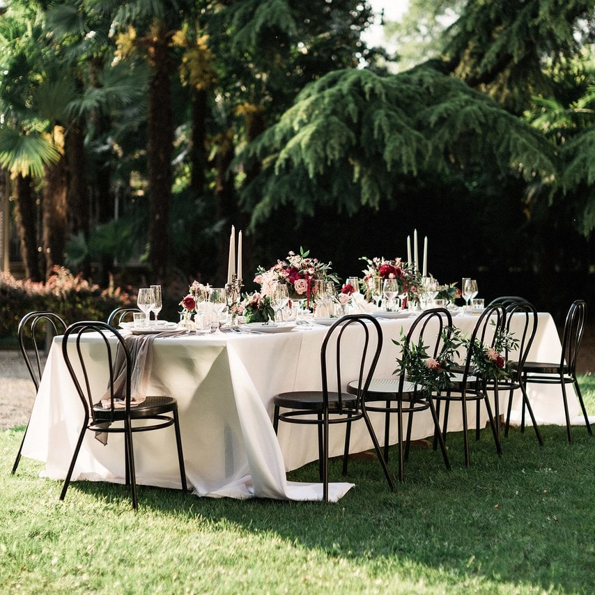 Small Wedding Seating Arrangements